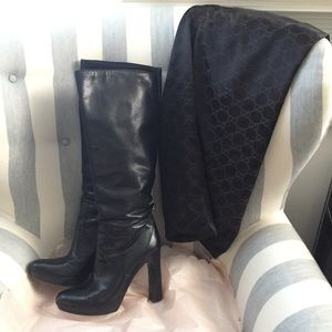 Gucci boots authentic